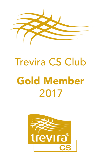 Trevira CS Club Gold member 2017